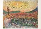 Jan Sluijters (1881-1957)  -  Oktoberzon - Postcard -  A4055-1