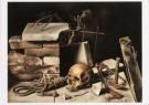 Raoul Hynckes (1893-1973)  -  Doodskop, 1931 - Postcard -  A4087-1
