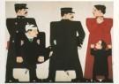 Bart van der Leck (1876-1958)  -  Het ongeval - Postcard -  A4120-1