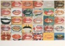 Paul Giovanopoulos (1939)  -  Lips - Postcard -  A4225-1