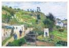 Camille Pissarro (1830-1903)  -  De Hellingen - Postcard -  A4272-1