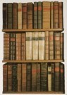Anoniem  -  Books from Arts End, Old Bodleian Library - Postcard -  A4286-1