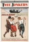 Johan H.Isings jr.1884-1977  -  J.H.Isings/Twee jonkers. - Postcard -  A4296-1