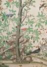 Anoniem  -  Chinees behang, eind 18e eeuw - Postcard -  A4339-1