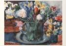 Kees Verwey (1900-1995)  -  Stilleven met bloemen - Postcard -  A4378-1