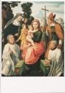 Agnes Maria Clifford  -  Memorietafel P.Suchtelen/SMZ - Postcard -  A4407-1