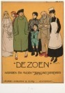 Willy Sluiter (1873-1949)  -  W.Sluiter/De zoen/AHM - Postcard -  A4648-1