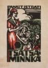 Fré Cohen (1903-1943)  -  F.Cohen/Tsatsa-Minnka. - Postcard -  A4756-1