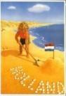 Jan Lavies (1902-2005)  -  Affiche VVV, 1960 - Postcard -  A4762-1