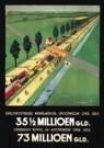 Jan Lavies (1902-2005)  -  Spoorwegovergang - Postcard -  A4768-1
