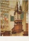 Erik Hesmerg (1951)  -  Int. Nieuwe Kerk A'dam - Postcard -  A4782-1