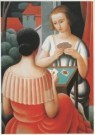 Jean Metzinger (1883-1956)  -  J.Metzinger/La partie /CMU/Br - Postcard -  A4923-1