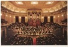 Hans Samsom (1939)  -  Grote Zaal Concertgebouw Amsterdam - Postcard -  A5030-1