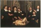 Adriaensz Backer (1608-1651)  -  A.Backer/Anatomische les. - Postcard -  A5067-1