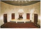 Hans Samsom (1939)  -  Kleine Zaal Concertgebouw Amsterdam - Postcard -  A5165-1