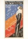 Louis C. Kalff (1897-1976)  -  Afbeelding van L. Kalff op toeristische folder met - Postcard -  A5173-1