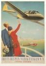 Jan Lavies (1902-2005)  -  J.Lavies/Affiche, 1947 - Postcard -  A5182-1