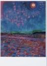 Jan Sluijters (1881-1957)  -  Maannacht 1B - Postcard -  A5191-1
