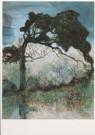 Charlie Toorop (1891-1955)  -  Landschap, 1910 - Postcard -  A5265-1