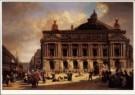 Paul Tetar van Elven 1823-1896 -  P.T.v.Elven/Carnaval te Parijs - Postcard -  A5298-1
