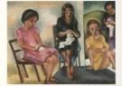 Else Berg (1877-1942)  -  E.Berg/4 bordurende meis./JMH - Postcard -  A5394-1