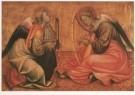 Anoniem,  -  Twee musicerende engelen - Postcard -  A5488-1