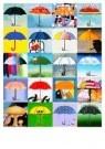 Paul Giovanopoulos (1939)  -  Umbrella A - Postcard -  A5506-1