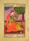 Anoniem,  -  Maria met Jezus op schoot, 16e eeuw, India - Postcard -  A5509-1