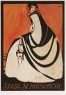 Rie Cramer (1887-1977)  -  R. Cramer/omslag prog.boek/Br - Postcard -  A5613-1