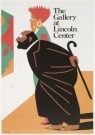 Milton Glaser (1929)  -  The Gallery at Lincoln Center, poster: New York - Postcard -  A5637-1