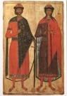 Anoniem,  -  Anoniem/St. Boris-St. Gleb/SRM - Postcard -  A5680-1
