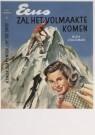 Hans Borrebach (1903-1991)  -  Eens zal het volmaakte komen, geschreven door Nida - Postcard -  A5808-1
