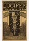 R.N.Roland Holst (1868-1938)  -  R.N. Roland Holst/Lucifer/NTI - Postcard -  A5946-1