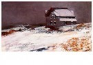Winslow Homer (1836-1910)  -  Winter, Prout's Neck, Maine, 1890 - Postcard -  A61796-1