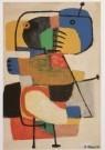 Karel Appel (1921-2006)  -  Vragend kind - Postcard -  A6200-1