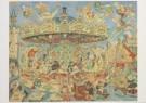 Jaap Oudes (1895-1969)  -  J.Oudes/Paardemolen Vromans - Postcard -  A6227-1