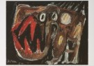Asger Jorn  (1914-1973)  -  Asger Jorn/Komposition/CMA - Postcard -  A6270-1