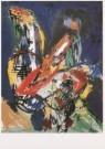 Asger Jorn  (1914-1973)  -  Asger Jorn/Die Nachfolge/CMA - Postcard -  A6271-1