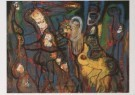 Jan Nieuwenhuijs (1922-1986)  -  J.Nieuwenhuijs/Untitled/ CMA - Postcard -  A6281-1