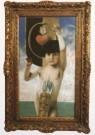 Franz von Stuck (1863-1928)  -  F.v.Stuck/Amor - Postcard -  A6291-1