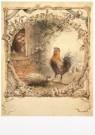 Johan Mari ten Kate (1831-1910 -  J.M.H.ten Kate/Heintje &/AHM - Postcard -  A6401-1