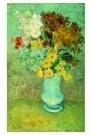 Vincent van Gogh (1853-1890)  -  Bloemen in bl.vaas - Postcard -  A6528-1