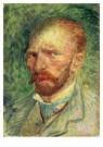 Vincent van Gogh (1853-1890)  -  Zelfportret 3,4 - Postcard -  A6529-1