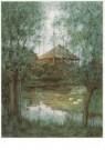 Piet Mondrian (1872-1944)  -  Hooimijt - Postcard -  A6731-1