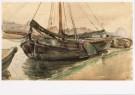 Piet Mondrian (1872-1944)  -  Mondriaan/Gem.Schuiten/HGM - Postcard -  A6803-1