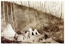 Winslow Homer (1836-1910)  -  Dance of the Woodsmen, 1897 - Postcard -  A70142-1