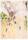 Winslow Homer (1836-1910)  -  Redwing Blackbirds, 1886 - Postcard -  A70234-1