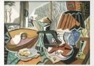Gino Severini (1883-1960)  -  G.Severini/La Musique  /Br/CMU - Postcard -  A7034-1