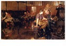 Anders Zorn (1860-1920)  -  The Little Brewery, 1890 - Postcard -  A70812-1