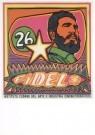 R. Martinez  -  Fidel - Postcard -  A7089-1